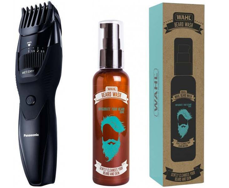 Buy Beard Oil Online UK | Beard & Moustache Facial Care
