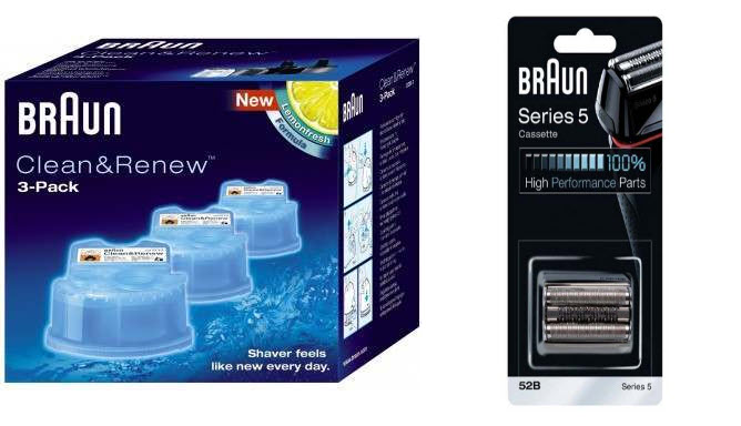 Braun Head Shaver UK | Braun Chargers & Replacement Heads