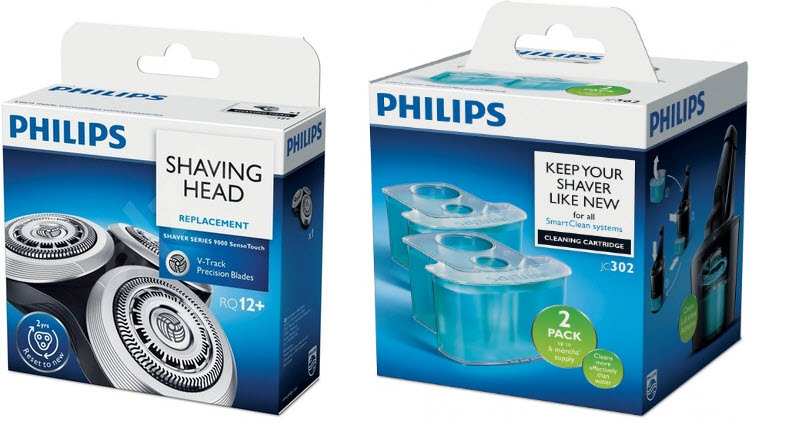 Philips shaver heads