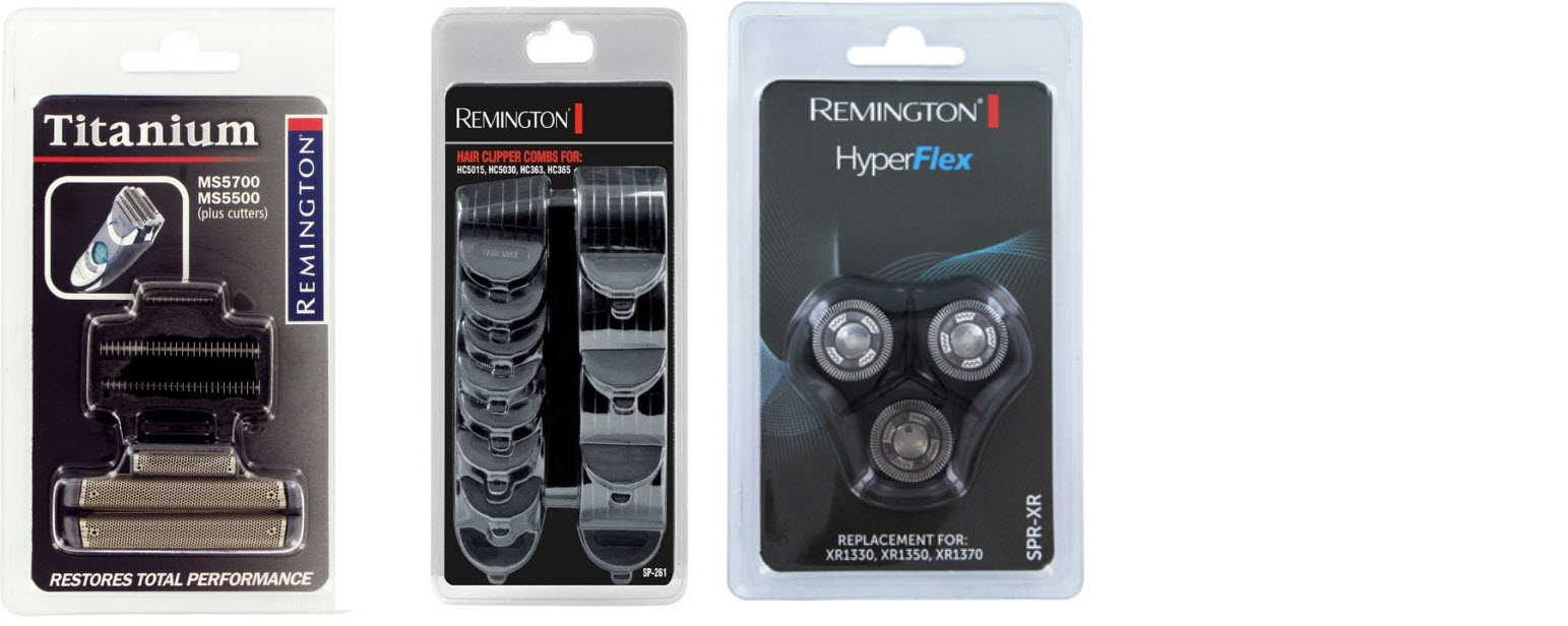Remington Head Shaver UK | Remington Chargers & Replacement Heads