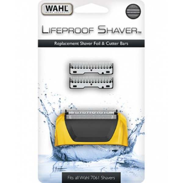 Wahl 7045-100 LifeProof Foil & Cutter Pack