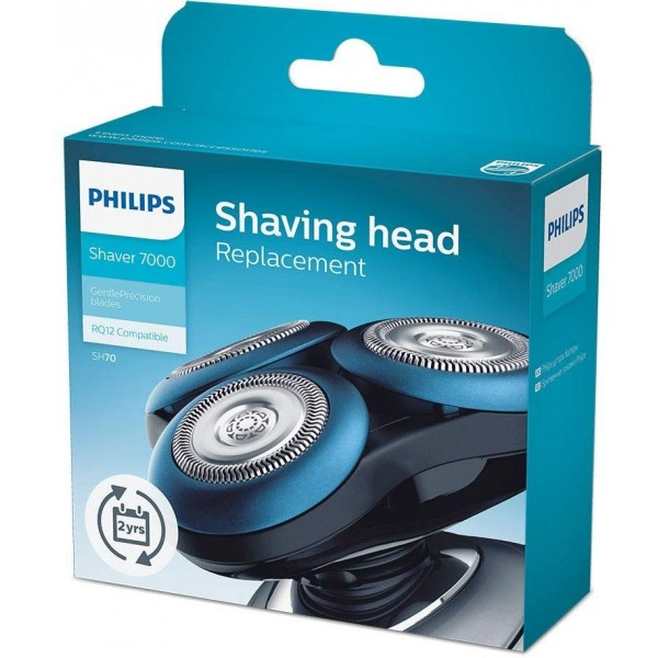 Philips SH70 7000 Series 3 x Rotary Cutting Head