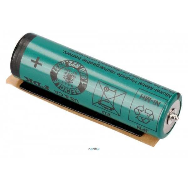 Braun 67030923 Rechargeable NiMH  Single Battery Cell