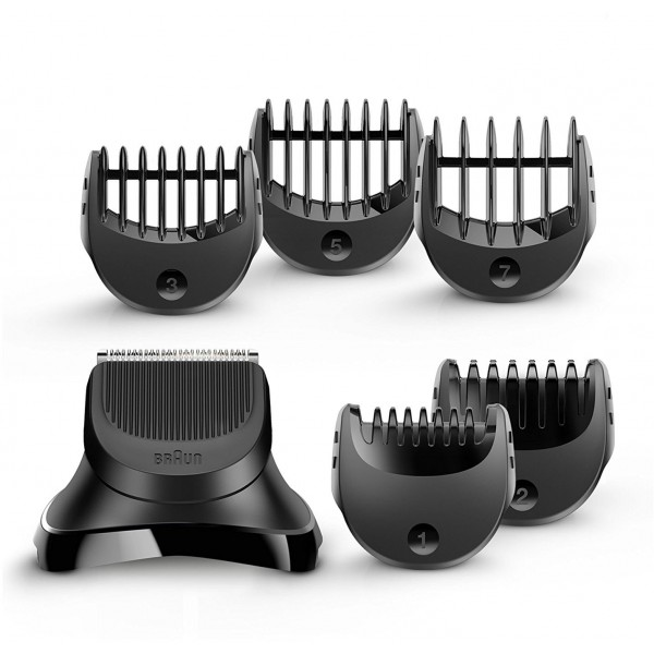 Braun BT32 Series 3 Shave and Style Trimmer Head + 5 Comb Set