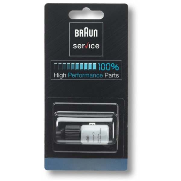 Braun Lubricating Shaver Oil