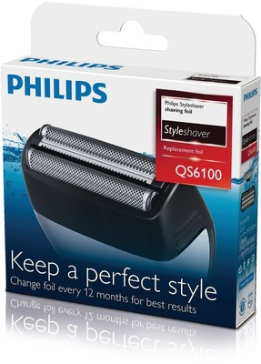 Philips QS-6100 Shaving Head Foil and Cutters - QS6100