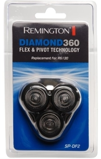 Remington SP-DF R6130/R7130 3x Rotary 360 Cutting Heads