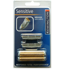 Remington SP43 TCT2 Gold Sensitive Foil and Cutter Blades