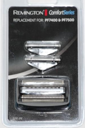 Remington SPF-PF Replacement Foil and Cutters