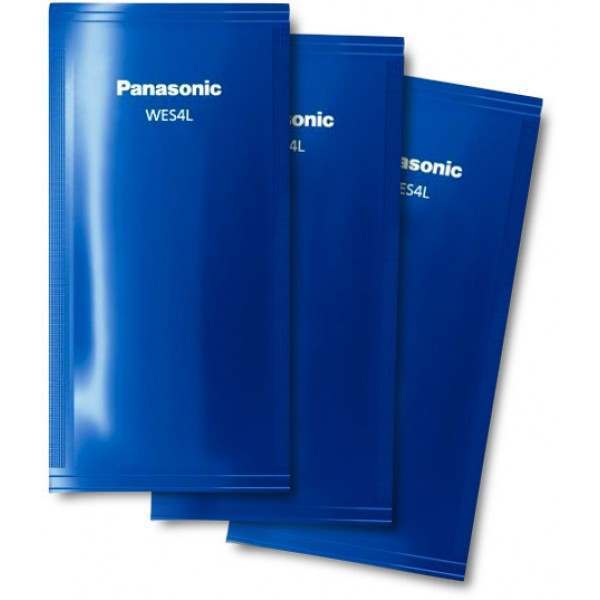Panasonic WES4L03 Self-Clean Cleaning Refill sachets