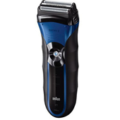 Braun 340 Series 4 Rechargeable Wet & Dry Shaver
