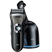 Braun 390cc Series 4 Clean & Renew Shaver