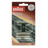 Braun Model 585 Foil & Cutter Pack