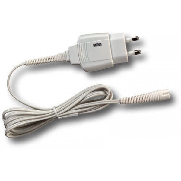 Braun mains lead 7030606  White: Silk & Soft