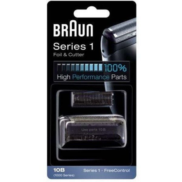 Braun FreeControl 10B Foil and Cutter Pack