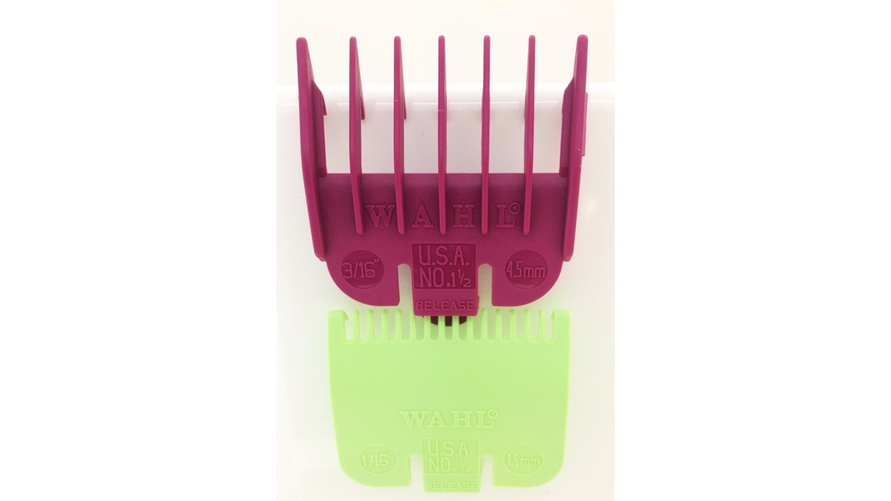 WAHL CLIPPER ATTACHMENT COMB SET