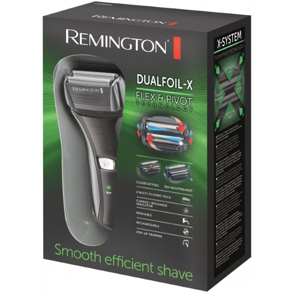 Remington F4800 Dual X Foil Shaver