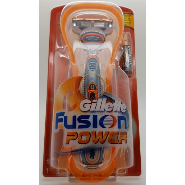 Gillette Fusion  Power Razor Shaver Blade