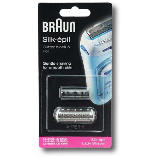 Braun LS5100/5500/5560 65328760 Foil & Cutter Pack