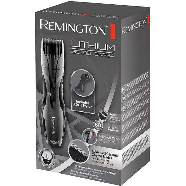 Remington MB350L Barba Beard Trimmer Grooming Kit