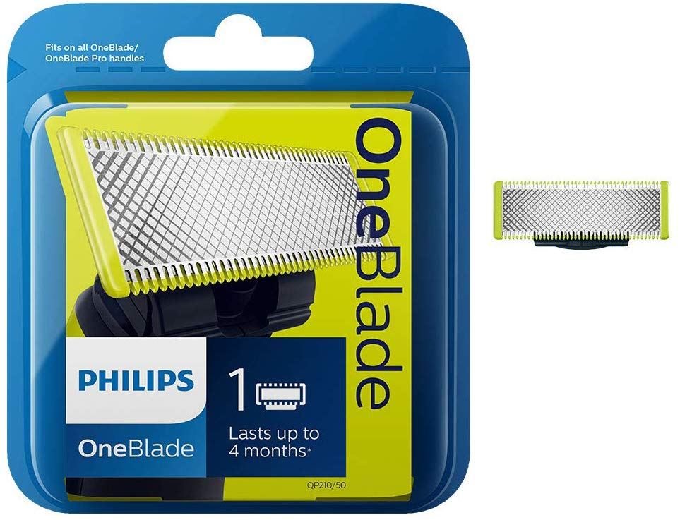 Philips OneBlade replacement Shaving Head - QP210