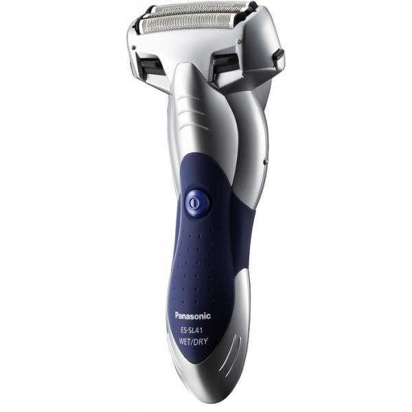 Panasonic ES-SL41-S511 Milano Silver 3-Blade Men's Electric Shaver