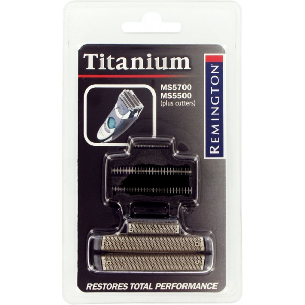 Remington Model SP96 MS5 Titanium Series Foil and Cutters