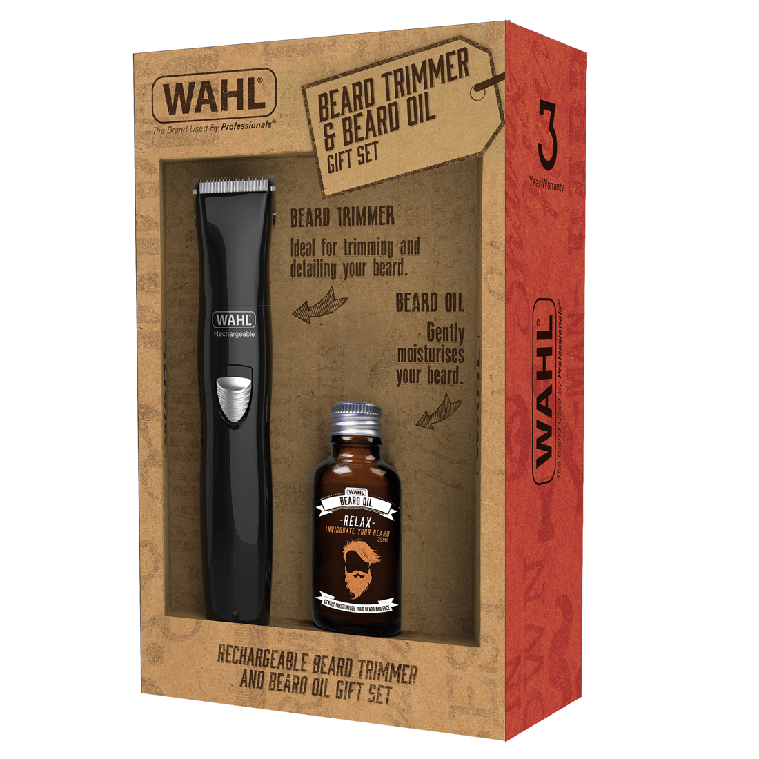 Wahl Beard Trimmer Set