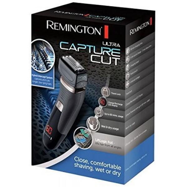 Remington XF8707 Capture Cut Ultra Men's Electric Shaver