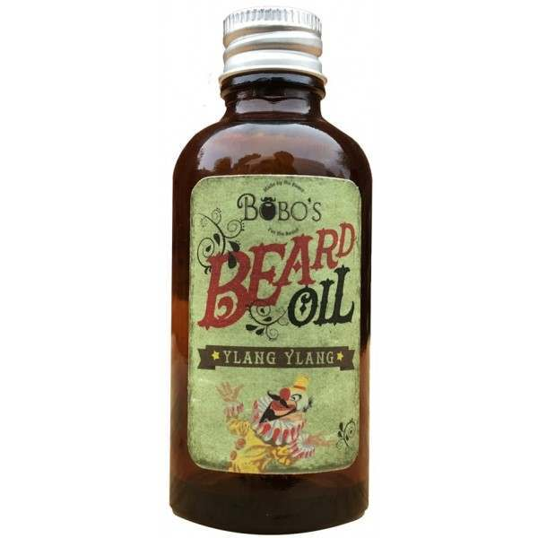 Bobo's Ylang Ylang Beard Balm Oil